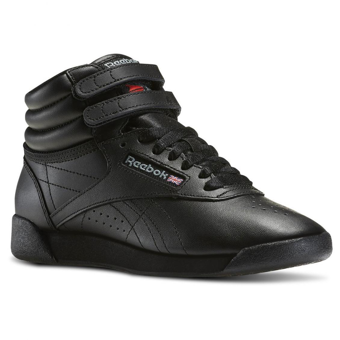 Black – Reebok Freestyle Hi Womens Black
