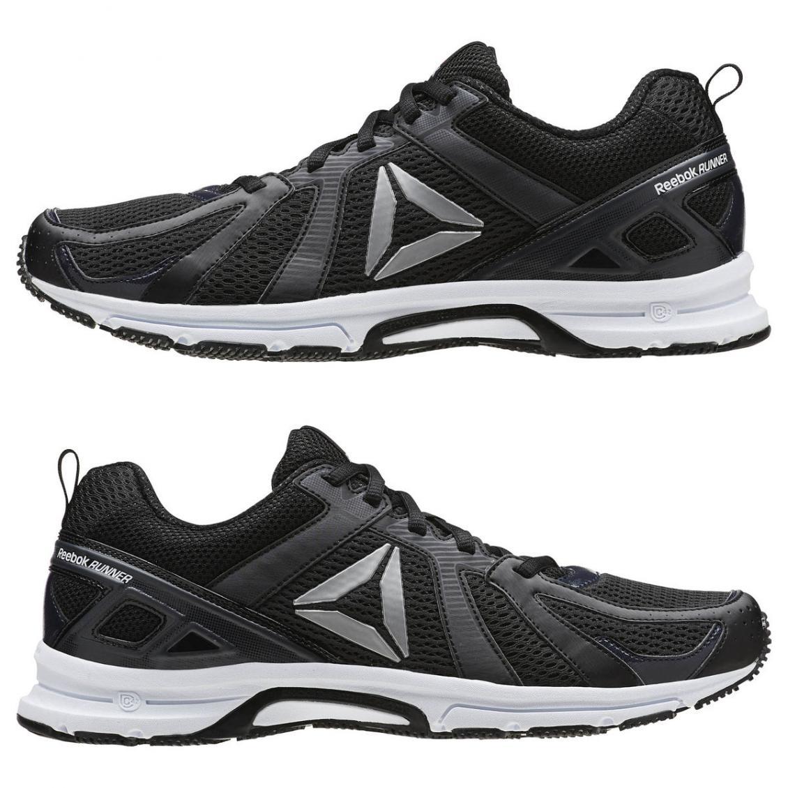 Black – Reebok Runner Mens Black / Coal / White