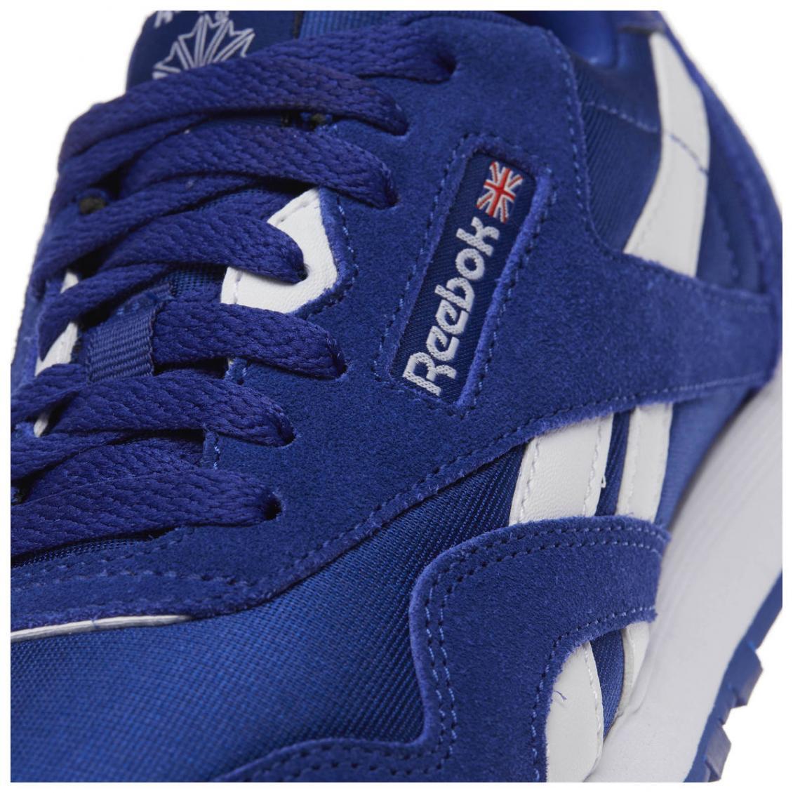Blue – Reebok Classic Nylon – Grade School – Grade School Kids Deep Cobalt White
