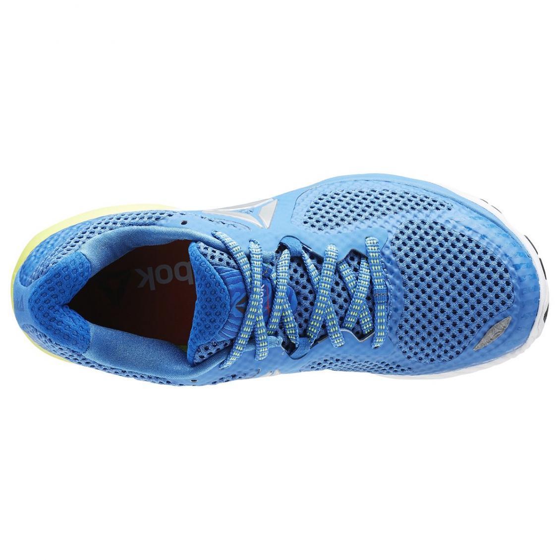 Blue – Reebok Harmony Road Womens Echo Blue / Awesome Blue / Fire Coral / White