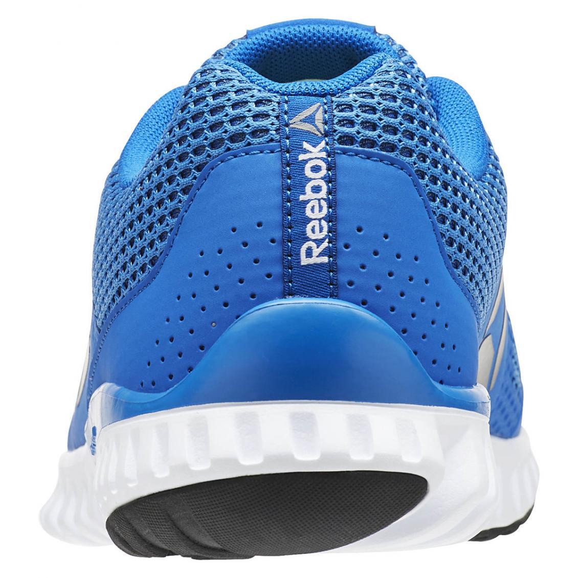 Blue – Reebok Twistform Blaze 3.0 MTM Mens Awesome Blue / Brave Blue / White / Black / Pewter