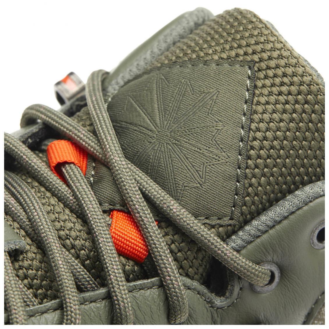 Green – Reebok Classic Leather Mid TWD