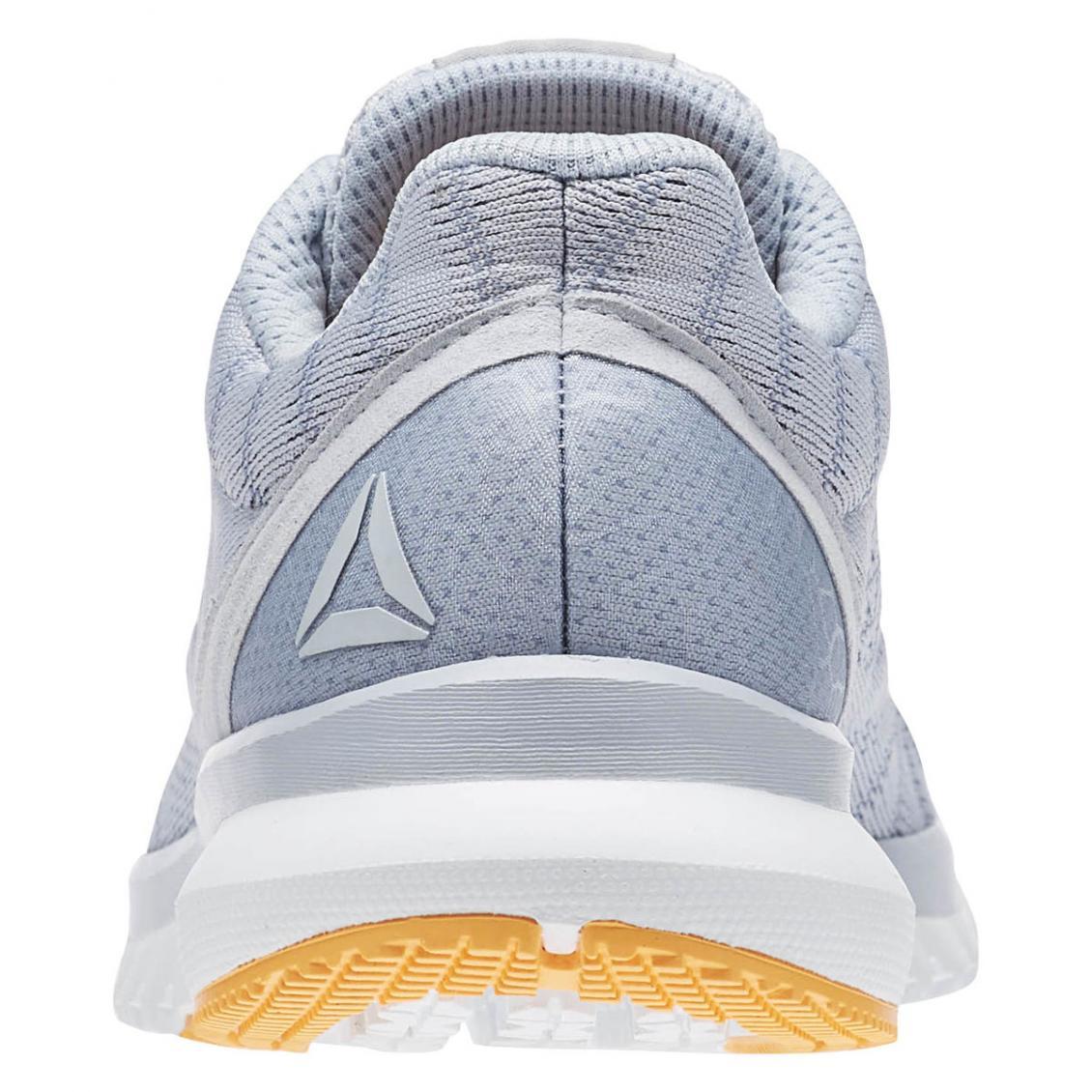 Grey – Reebok Print Smooth Ultraknit Womens Classic Grey / Asteroid Dust / Polar Blue / Black / Gable Grey