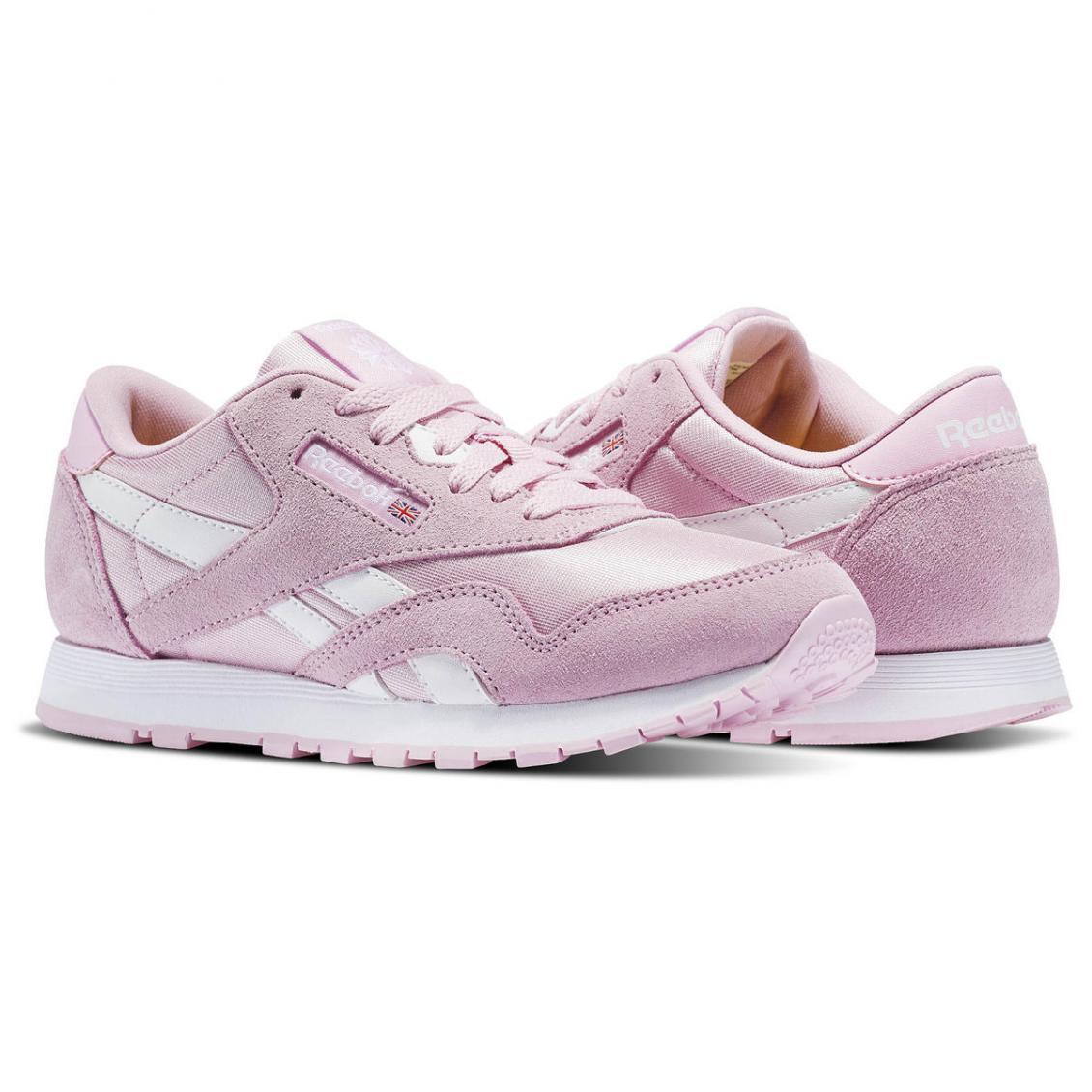 Pink – Reebok Classic Nylon – Grade