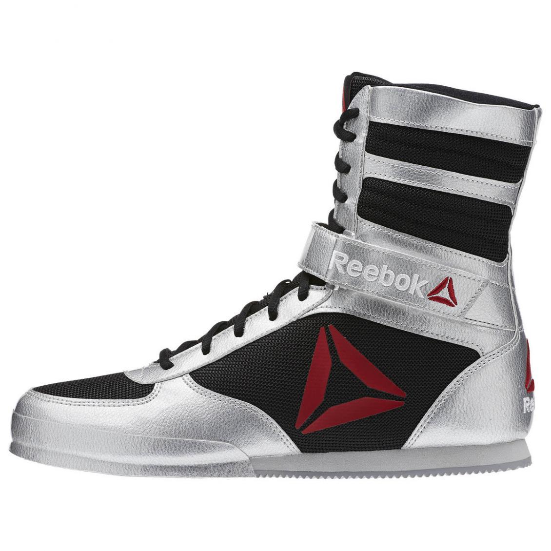 Silver – Reebok Boxing Boot – PAT Mens