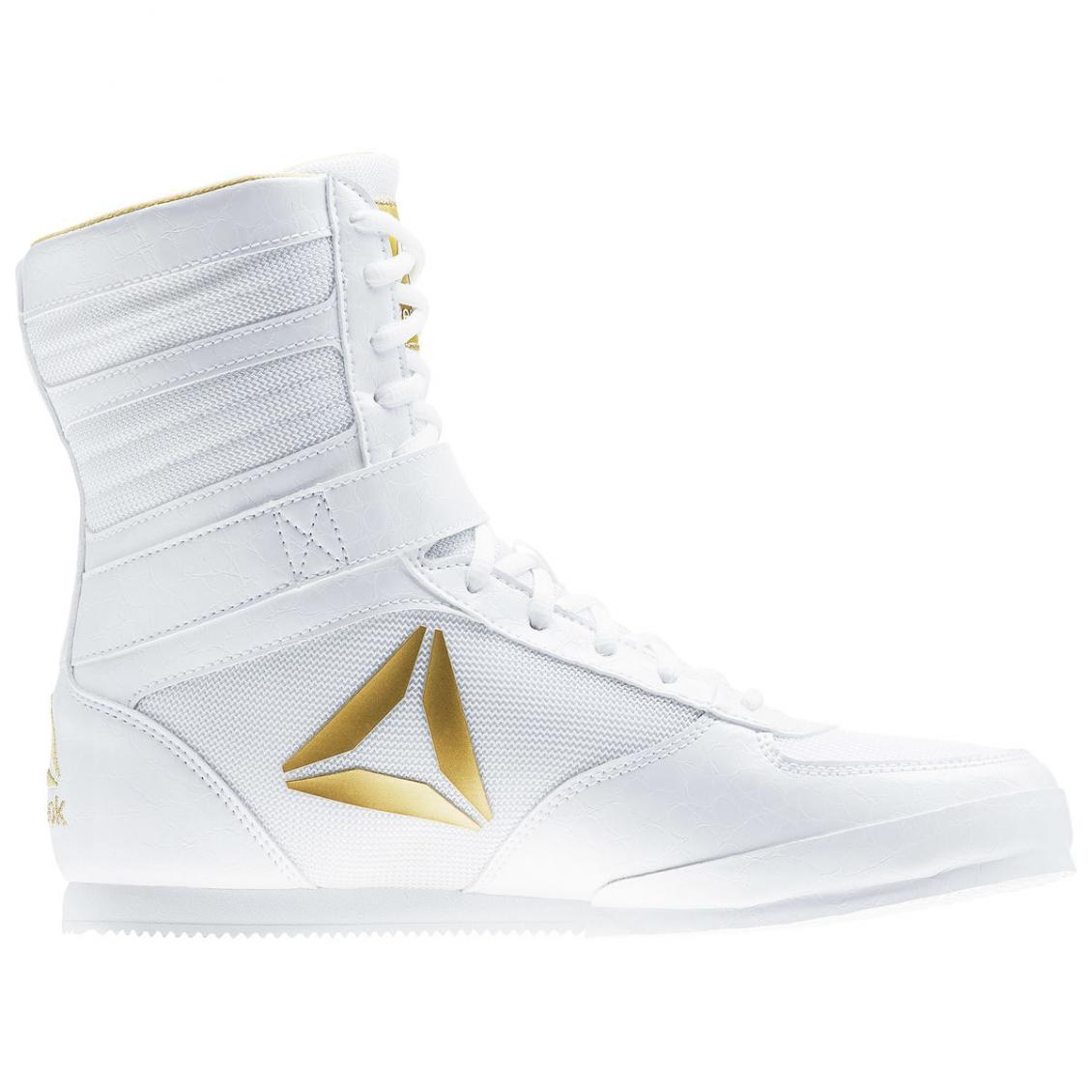 White – Reebok Boxing Boot – Buck Mens