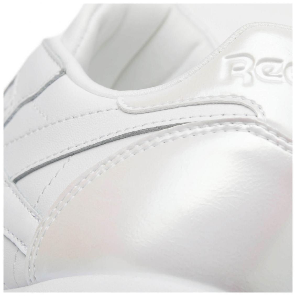 modestilar elegant stor rabatt White – Reebok Classic Leather L Womens Pearl / White / White ...